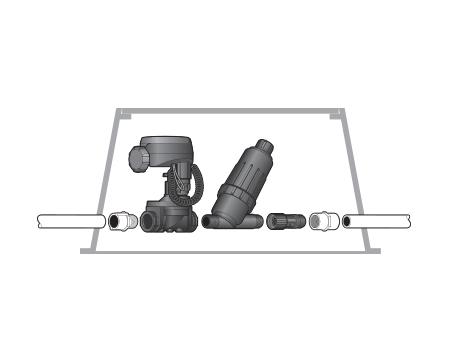 DIG-inline-valve-system