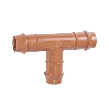 """1/2"""" (16 and 17 mm) Barbed Fittings"""