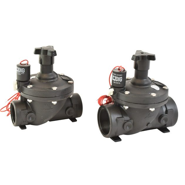 1 1/2″ and 2″ inline AC valve