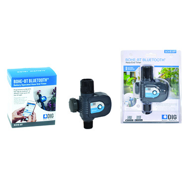 BOHE-BT  Bluetooth® Hose End Timer