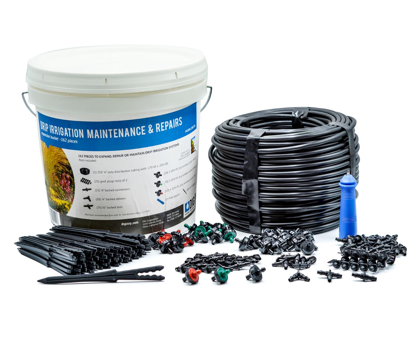 DB250 Maintenance & Repair Expansion Bucket
