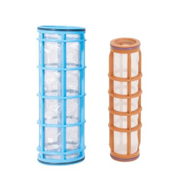 """3/4"""" - 2"""" Polyester & Stainless Steel Filter Screen Elements"""