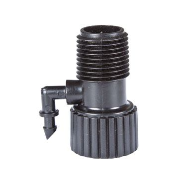 R67 Adapts Micro Tubing Barb to 1/2″ Riser