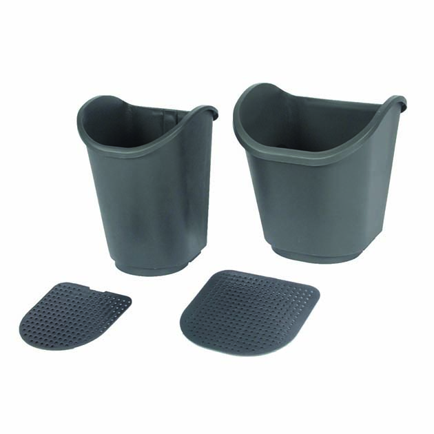 70-009S & 70-010L Small & Large Pots
