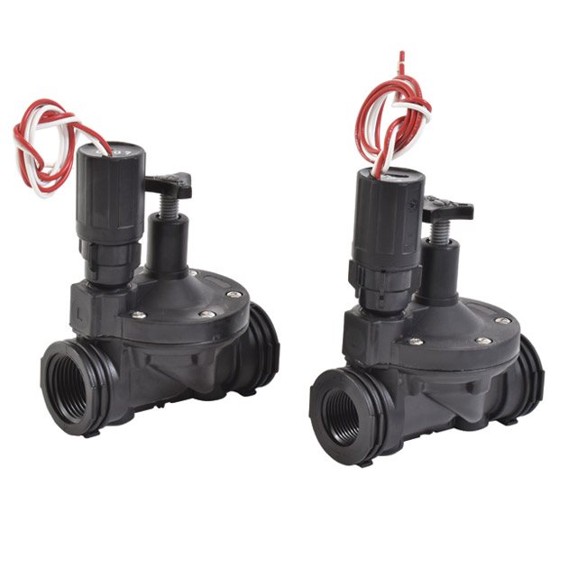 3/4″ and 1″ Inline  DC Valves