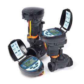 700 Series: Four & Six  Station Battery Operated Controllers