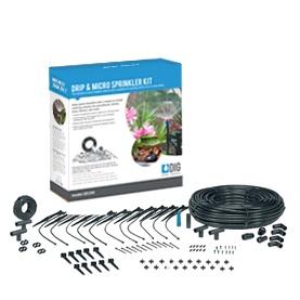 GE200 Drip & Micro Sprinkler Kit