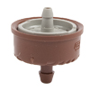PCA-CV PC Drip Emitter with Built-in Check Valve