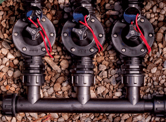 24VAC Valve Assemblies with Swivel Fittings